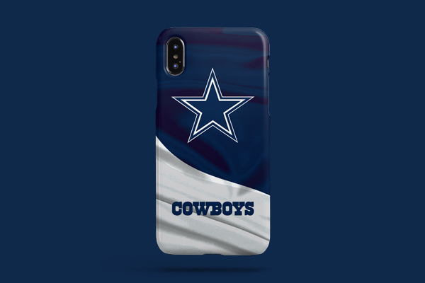 76dfdeb2948fcf NFL Dallas Cowboys iPhone XS Max Lite Case 2