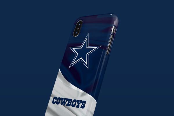 8d8c58817d8835 NFL Dallas Cowboys iPhone XS Max Lite Case 3