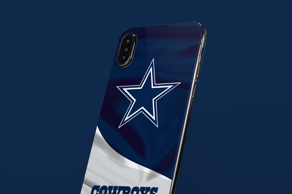 buy popular da83a 65955 NFL Dallas Cowboys iPhone XS Max Skin