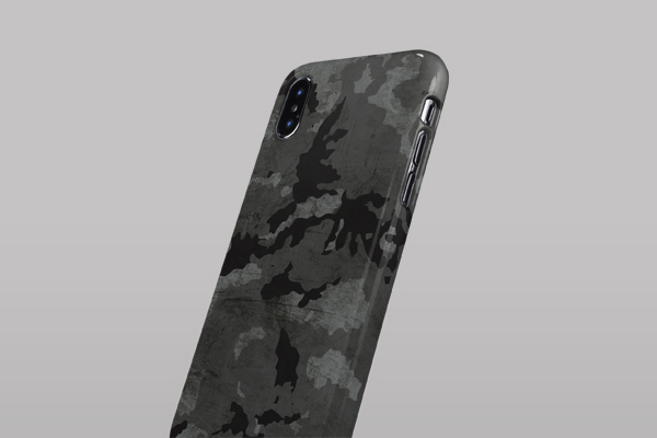 Patterns Camouflage iPhone XS Max Lite Case 3