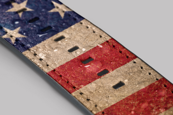 Lifestyle American Flags Apple Watch Band 42-44mm 3