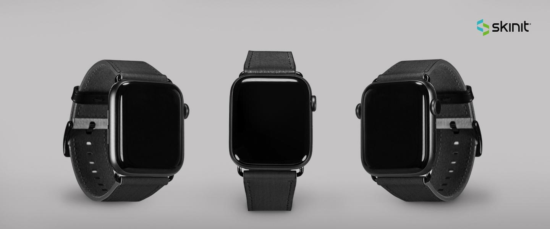 Patterns Wood Apple Watch Band 38-40mm 5
