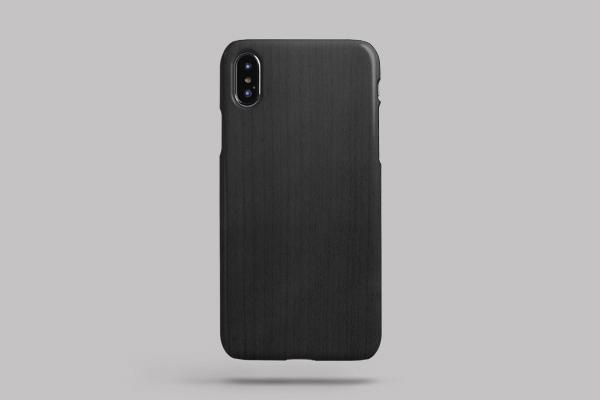 Patterns Wood iPhone XS Max Lite Case 2