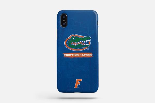 Colleges University of Florida iPhone XS Max Lite Case 2