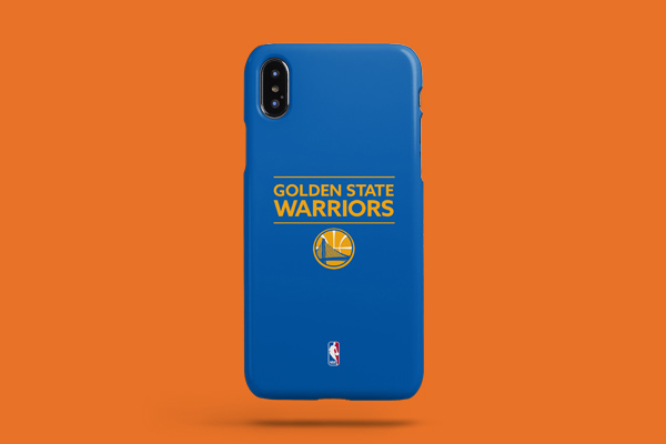 NBA Golden State Warriors iPhone XS Max Lite Case 2