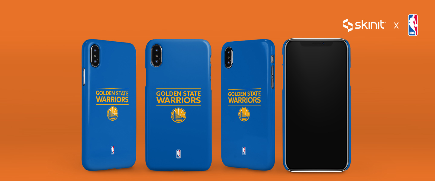 NBA Golden State Warriors iPhone XS Max Lite Case 5