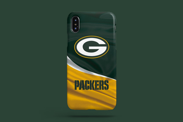 NFL Green Bay Packers iPhone XS Max Lite Case 2