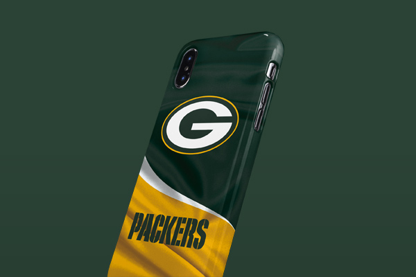 NFL Green Bay Packers iPhone XS Max Lite Case 3