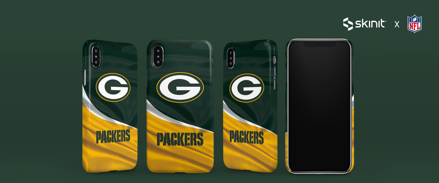 NFL Green Bay Packers iPhone XS Max Lite Case 5