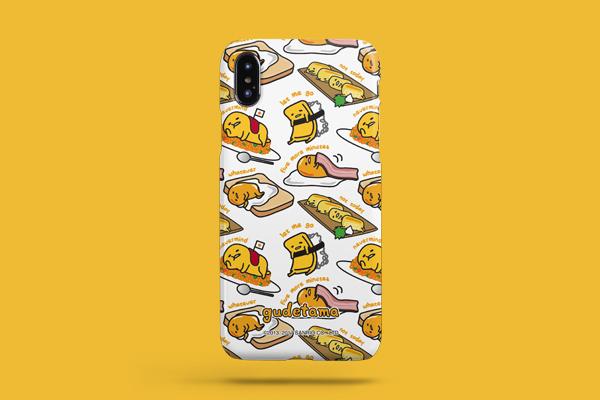 Sanrio Gudetama iPhone XS Max Lite Case 2