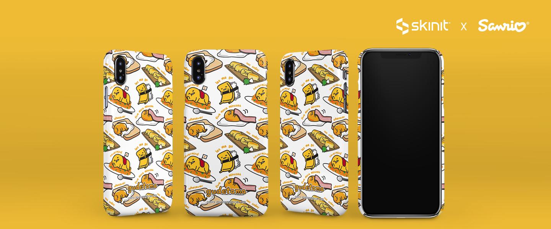 Sanrio Gudetama iPhone XS Max Lite Case 5