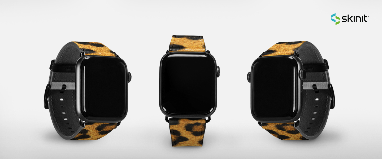Art Animal Prints Apple Watch Band 42-44mm 5