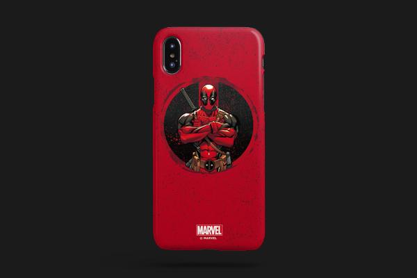 Marvel Deadpool iPhone XS Max Lite Case 2