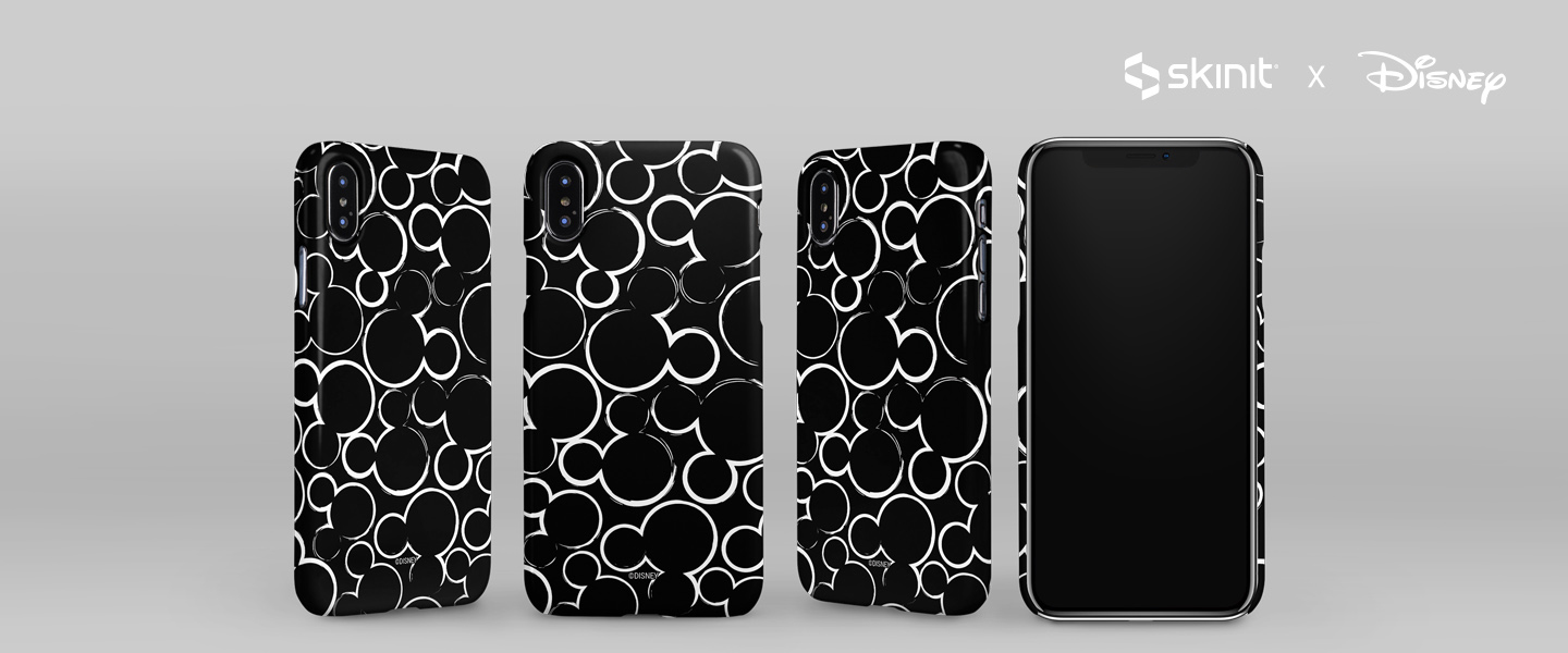 Disney Mickey Mouse iPhone XS Max Lite Case 5