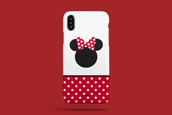 Disney Minnie Mouse iPhone XS Max Lite Case 2