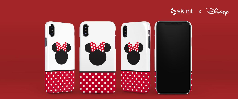 Disney Minnie Mouse iPhone XS Max Lite Case 5