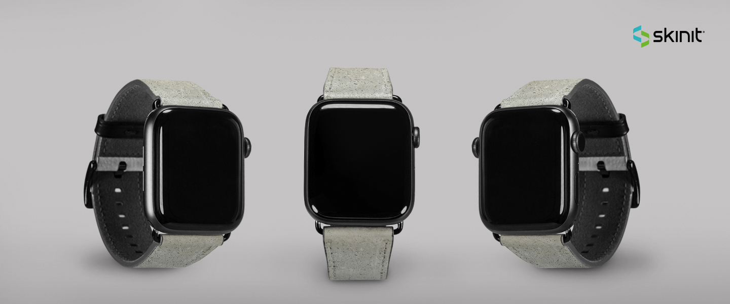 Patterns Concrete Apple Watch Band 38-40mm 5