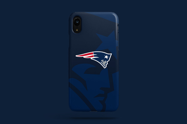 pretty nice 78adf f8b88 NFL New England Patriots iPhone XR Lite Case