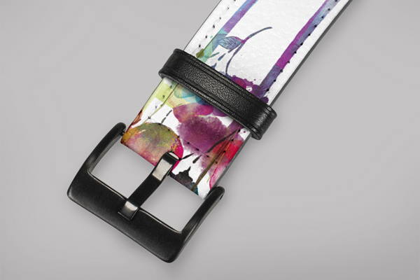 Patterns Floral Patterns Apple Watch Band 38-40mm 2