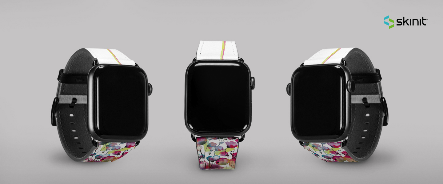 Patterns Floral Patterns Apple Watch Band 38-40mm 5
