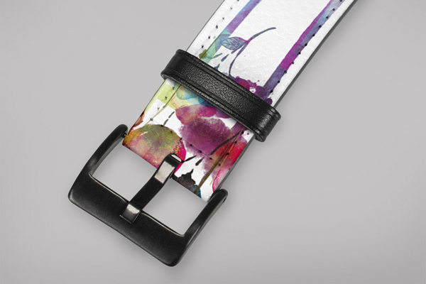 Patterns Floral Patterns Apple Watch Band 42-44mm 2