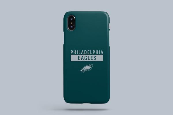 NFL Philadelphia Eagles iPhone XS Max Lite Case 2