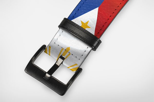Lifestyle Asian Flags Apple Watch Band 42-44mm 2