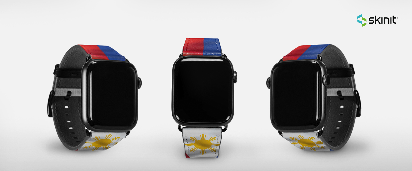 Lifestyle Asian Flags Apple Watch Band 42-44mm 5