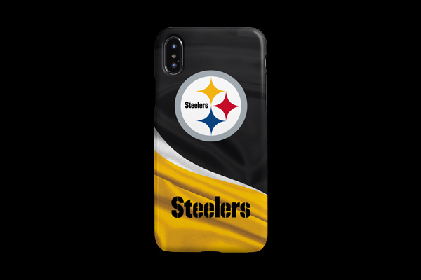 NFL Pittsburgh Steelers iPhone XS Max Lite Case 2