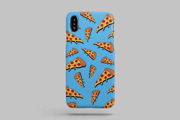 Patterns Foodie iPhone XS Max Lite Case 2