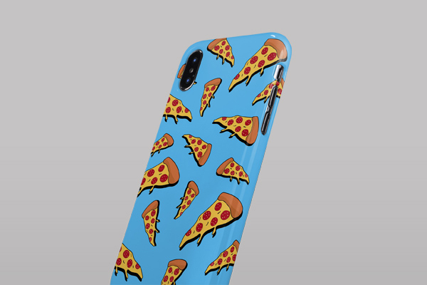Patterns Foodie iPhone XS Max Lite Case 3