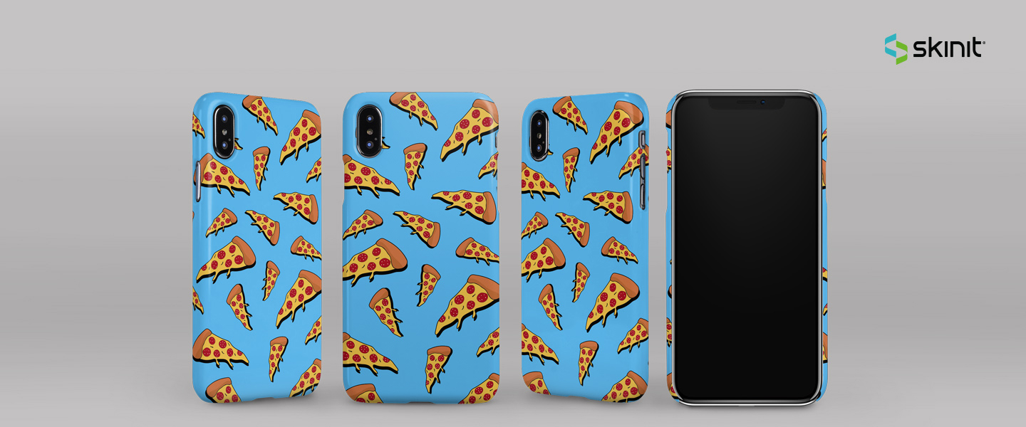 Patterns Foodie iPhone XS Max Lite Case 5