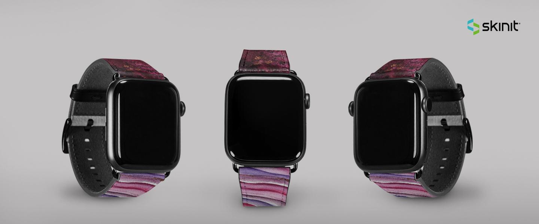 Patterns Geode Apple Watch Band 42-44mm 5
