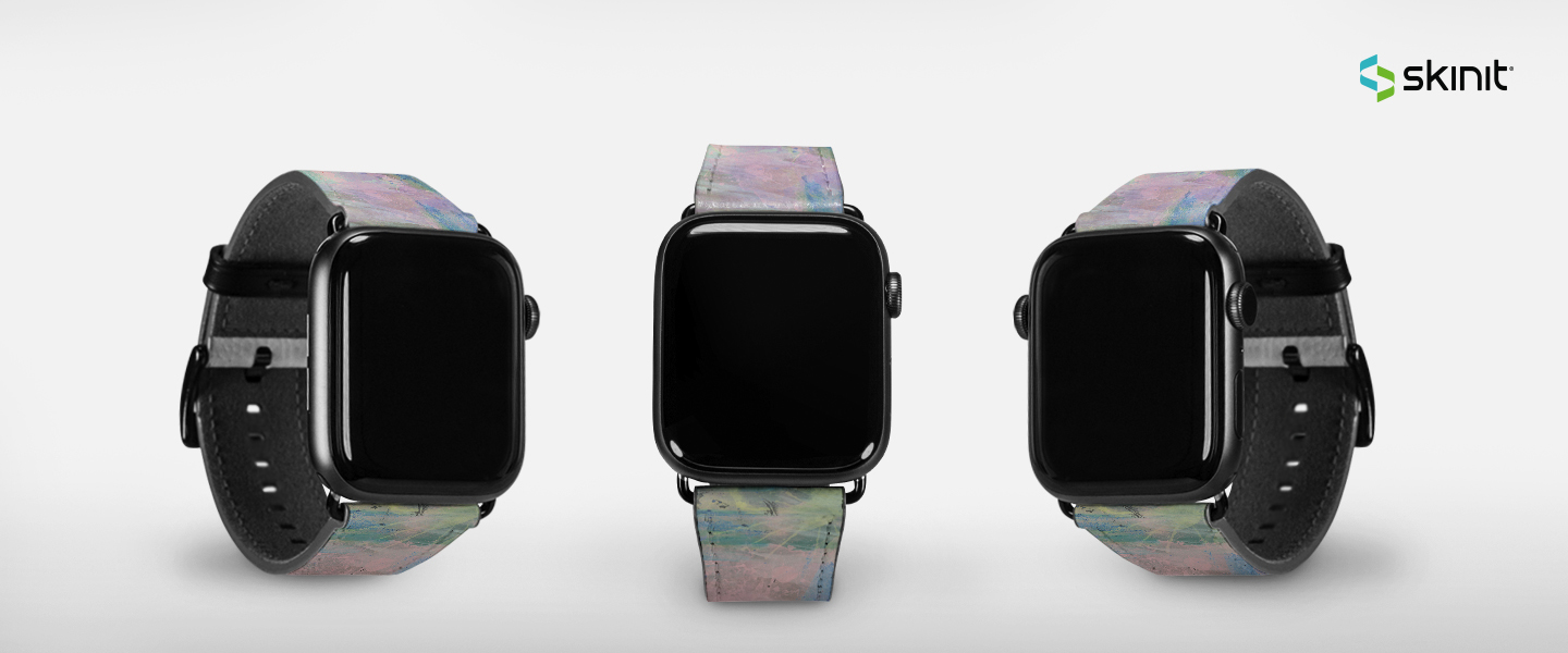 Art Abstract Art Apple Watch Band 42-44mm 5