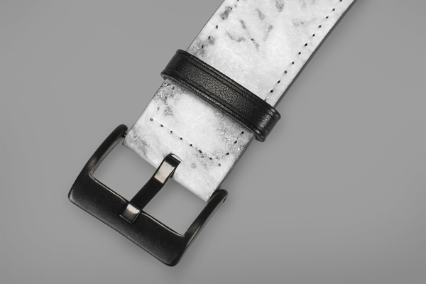 Patterns Grey Marble Apple Watch Band 42-44mm 2