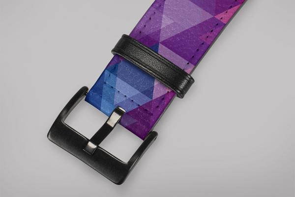 Patterns Geometric Apple Watch Band 42-44mm 2