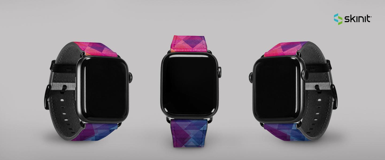 Patterns Geometric Apple Watch Band 42-44mm 5