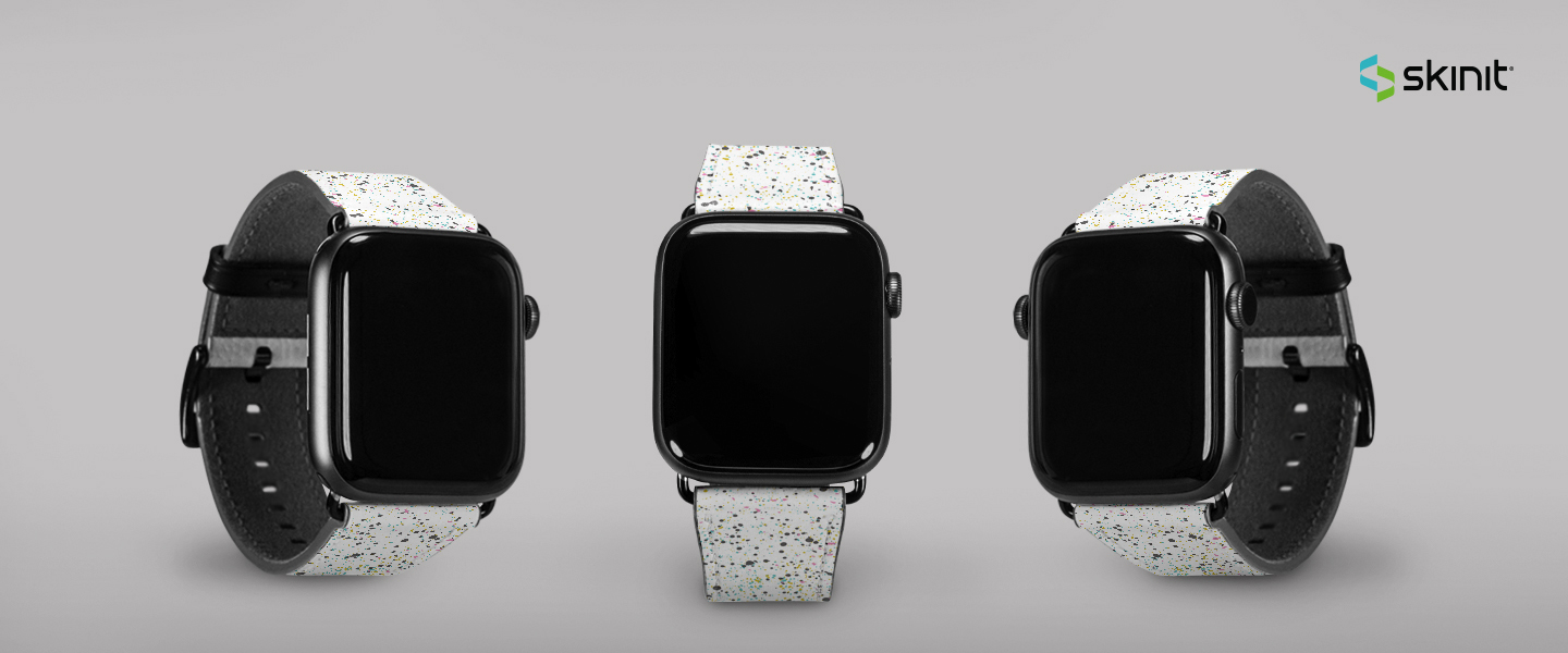 Patterns Speckle Apple Watch Band 42-44mm 5