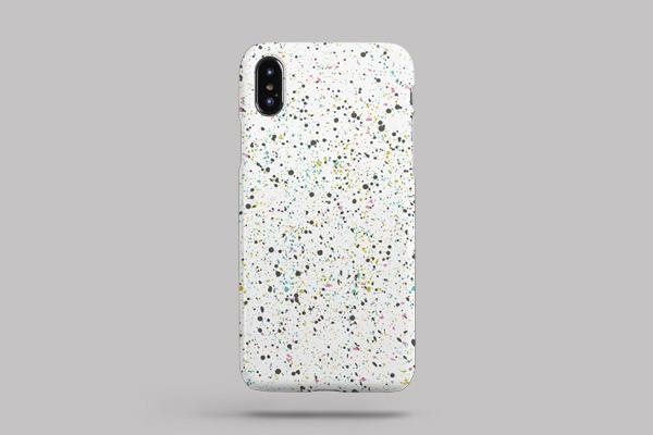 Patterns Speckle iPhone XS Max Lite Case 2