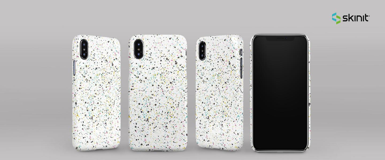 Patterns Speckle iPhone XS Max Lite Case 5