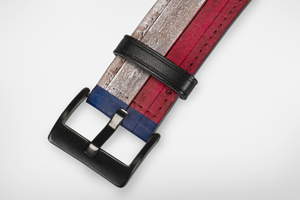 Lifestyle US State Flags Apple Watch Band 42-44mm 2