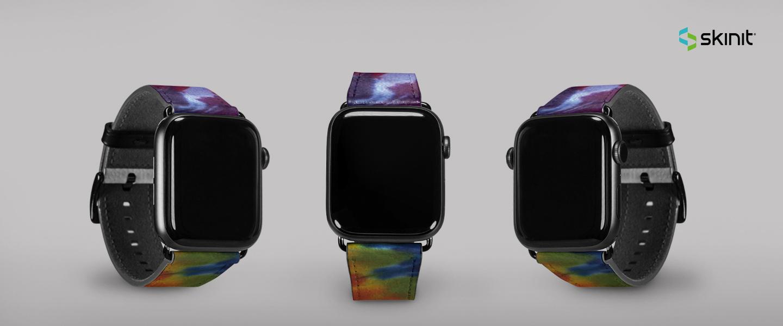 Patterns Tie Dye Apple Watch Band 38-40mm 5