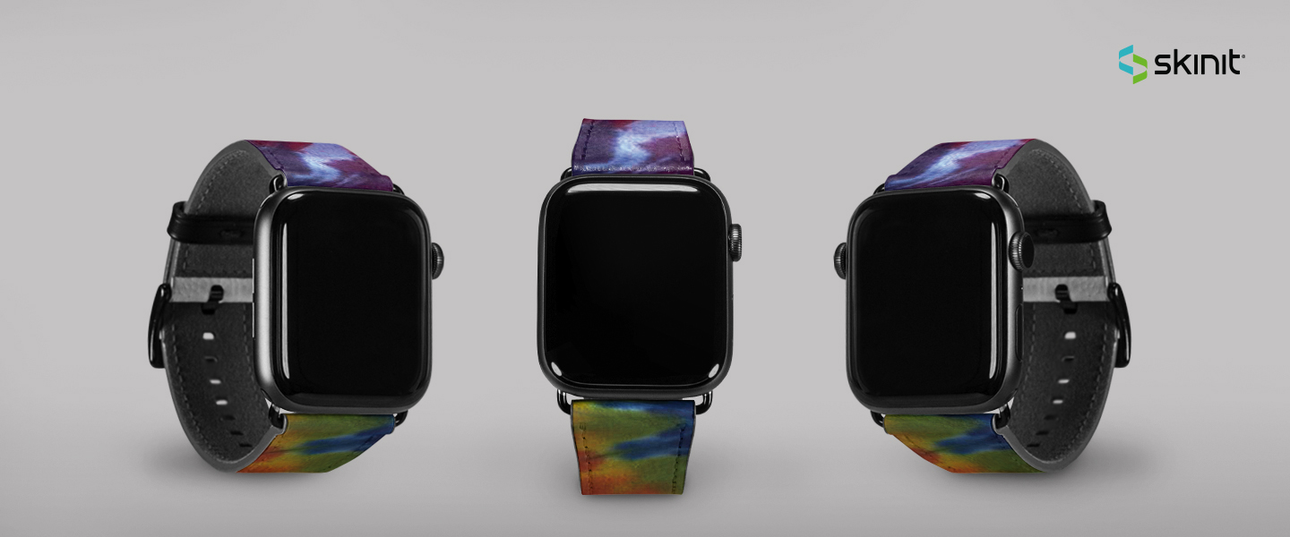 Patterns Tie Dye Apple Watch Band 42-44mm 5
