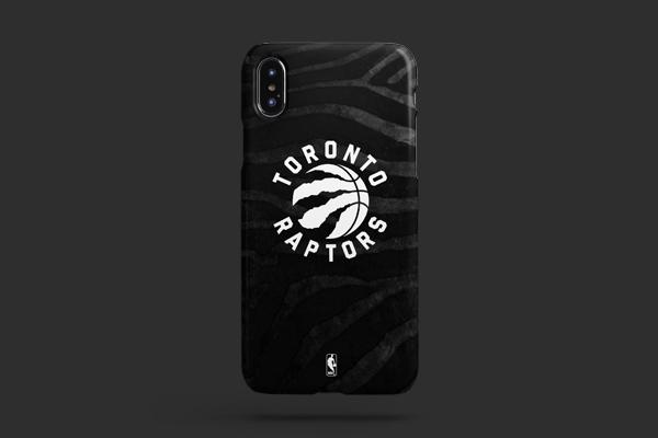 NBA Toronto Raptors iPhone XS Max Lite Case 2