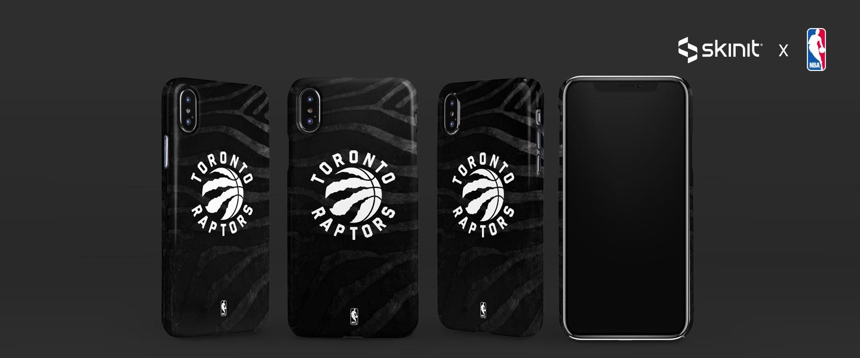 NBA Toronto Raptors iPhone XS Max Lite Case 5