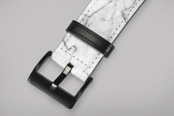 Patterns White Marble Apple Watch Band 38-40mm 2