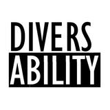 Diversability square border