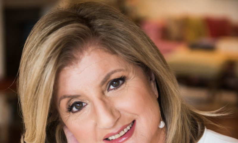 on becoming fearless arianna huffington pdf