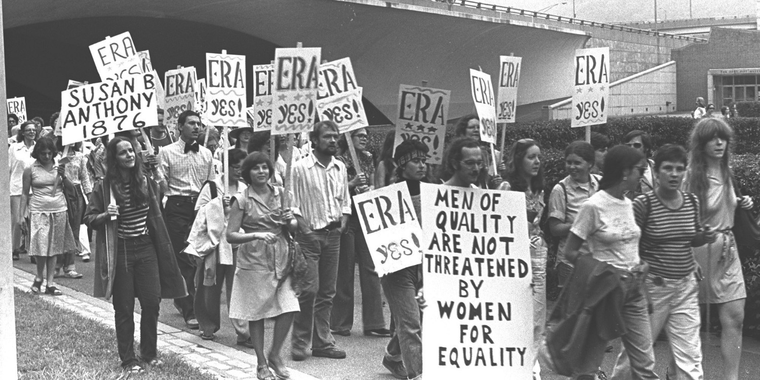 liberated women vs womens liberation essay American studies term papers (paper 2555) on women's liberation movement: the women's liberation movement since the beginning of time, women had been working to advance their place in society.