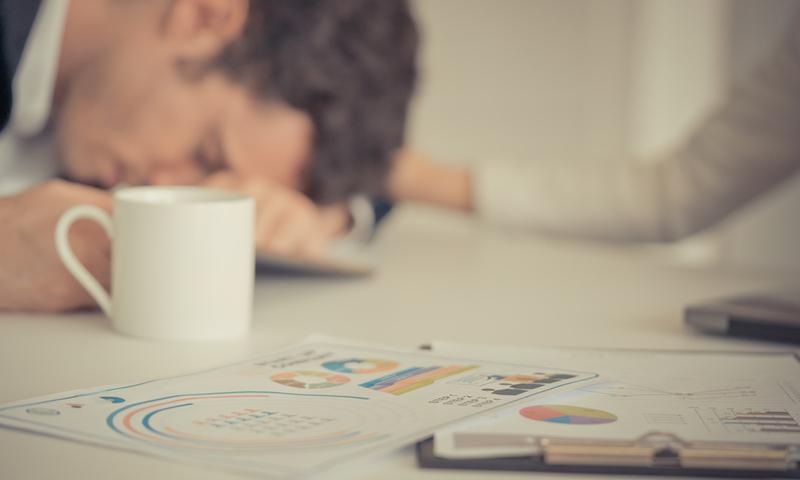 Μήπως Πάσχεις Από Σύνδρομο Επαγγελματικής Εξουθένωσης;